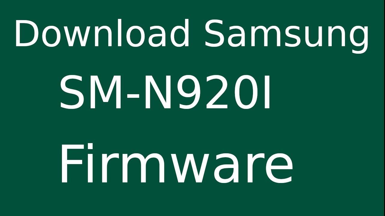 Sm N920i Firmware Download