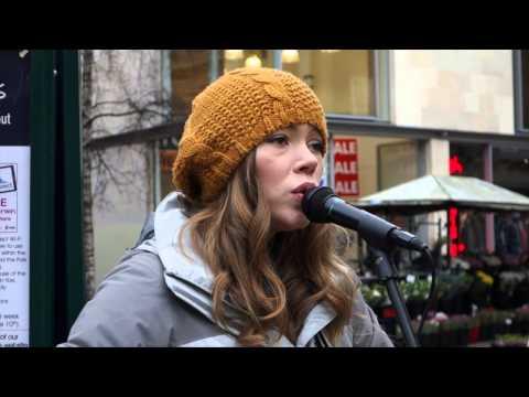 Rachel  sings Song for Ireland