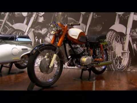 História da Yamaha Dublado em PT-Br