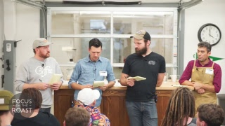 Focus on the Roast 2017 - Live Cupping Finale