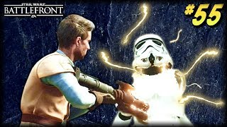 Star Wars Battlefront - Funny Moments #55 (Multi Shock Random Moments!)