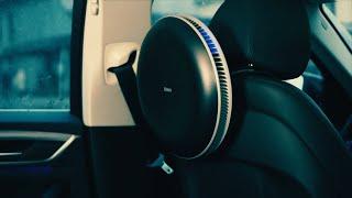 Чем мы дышим в автомобиле? | Обзор первого автомобильного очистителя воздуха IQAir Atem Car