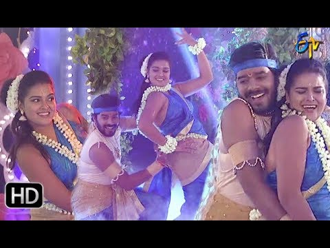 Sudigaali Sudheer Performance | Sye Sye Sayyare | 5th September 2017| ETVTelugu
