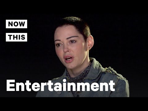Rose McGowan On Tony Robbins And MeToo Movement  NowThis