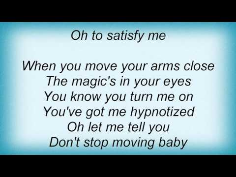 Lionel Richie - Don't Stop Lyrics