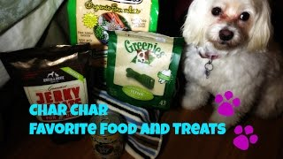 Dog Product Review: Favorite Food And Treats
