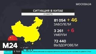 Коронавирусом по всему миру заболело более 336 тысяч человек - Москва 24