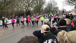 Cambridge Half Marathon 2018 #teamFletcher