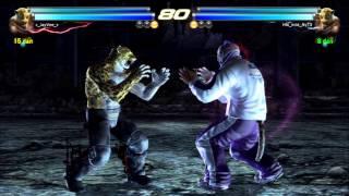 Tekken Tag Tournament 2: (King/Armor King) x_JayVee_x vs King/Armor King