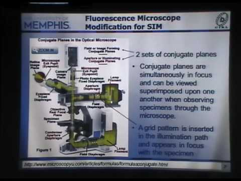 Computational Imaging Structured Illumination Microscopy - C. Preza