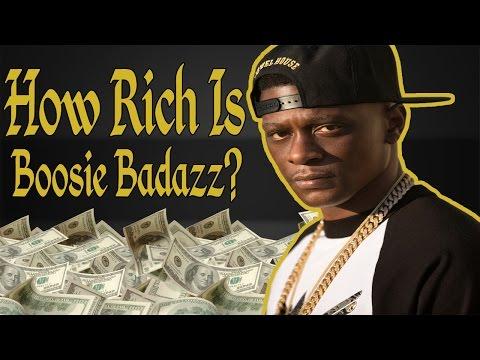 How Rich Is Boosie Badazz? Net Worth 2017