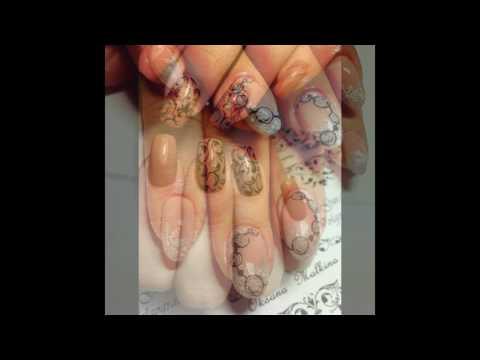 идеи дизайна ногтей фото пошагово в