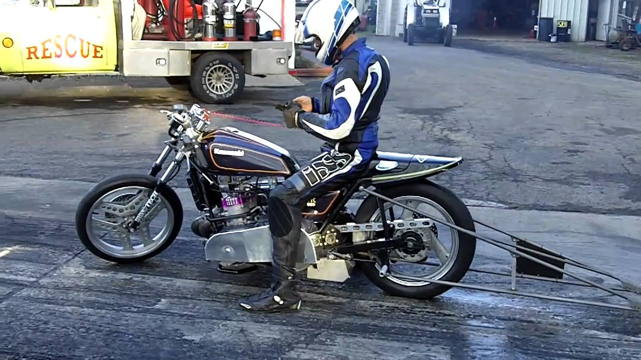 Kawasaki Snowmobile