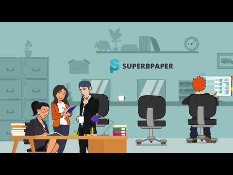 Professional Essay Writing Service SuperbPaper.com