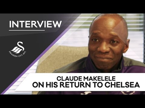 Swans TV - Interview: Claude Makelele on his return to Chelsea