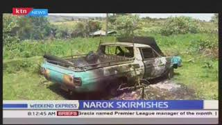 Two killed, 10 injured in two days of Narok skirmishes