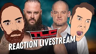 WWE TLC 2018 Reaction Livestream with Steve and Larson