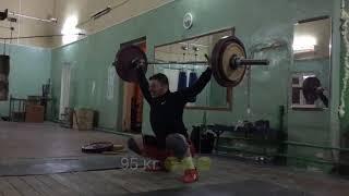 Бомбическая тренировка!!!С новыми силами в бой!!!