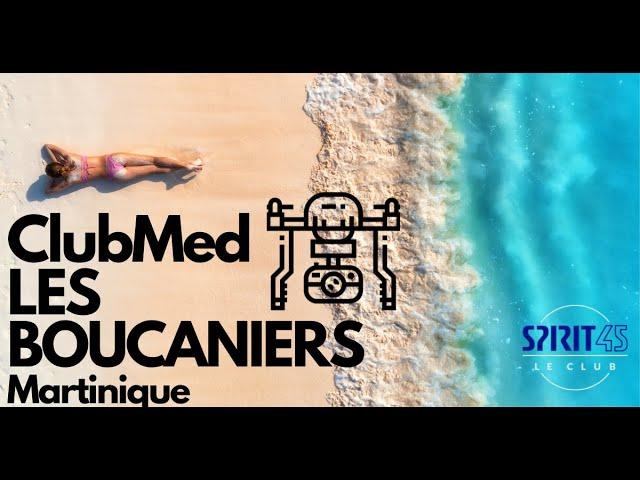 Club Med Les Boucaniers vue du ciel et toute l'ambiance Club Med Sainte Anne