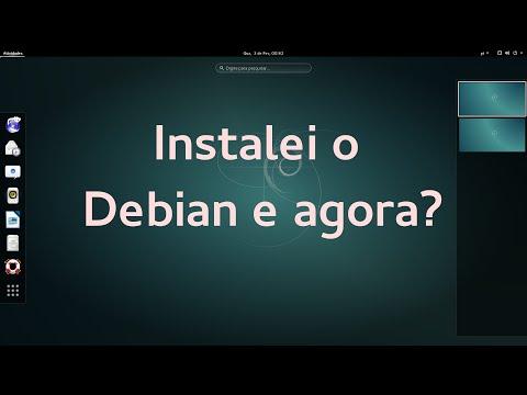 [Dicas] O que fazer depois de instalar o Debian Linux Jessie 8. (Gnome)