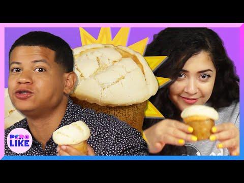 Latinos Try Concha Croissants (aka Cronchas)
