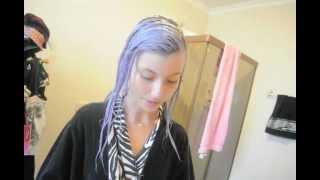 como deixar e manter seu cabelo branco platinado em casa