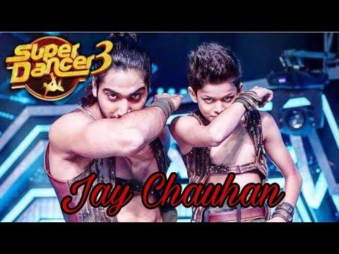 Jay Chauhan Super Dancer 3