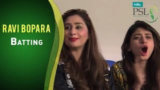 Match 10: Karachi Kings vs Peshawar Zalmi - Ravi Bopara Batting