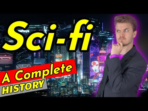 Science Fiction: A Complete History