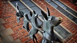 BREMEN/ БРЕМЕН - город бременских музыкантов(Википедия повествует: Город Бремен был основан в 787 году Карлом Великим в качестве епископской резиденции...., 2014-11-13T04:43:32.000Z)