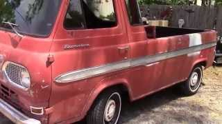 1965 Ford Econoline truck