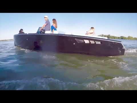 Miami Yachts Group - Black Boat
