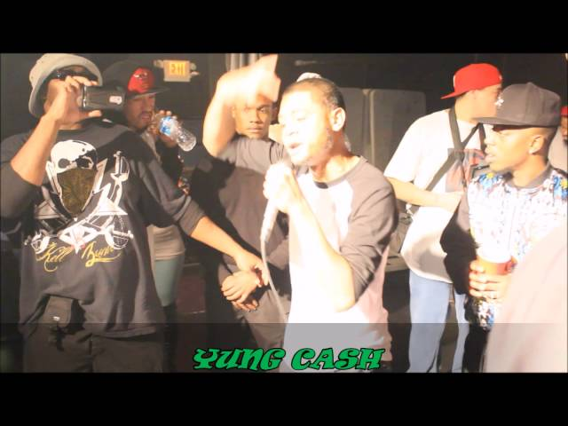 Spade Sween vs Yung Cash