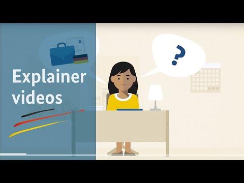 Explainer video -