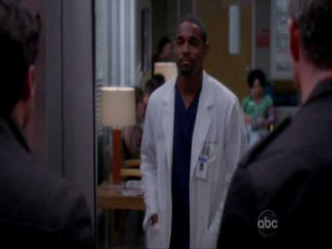 Grey's Anatomy - 6x22 Bailey in a good mood!