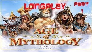 PC Longplay [465] Age of Mythology (part 1 of 5)