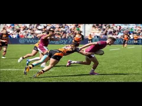 Aaron McLelland Rugby Highlights 2014/15
