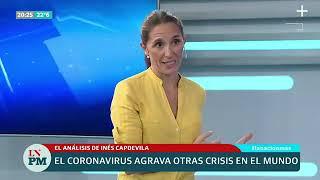 Síntesis de la situación actual del coronavirus en el mundo
