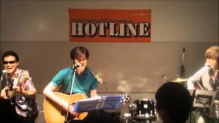 島村楽器アリオ橋本店で8月25日に開催された、HOTLINE2013 サンクスライ...