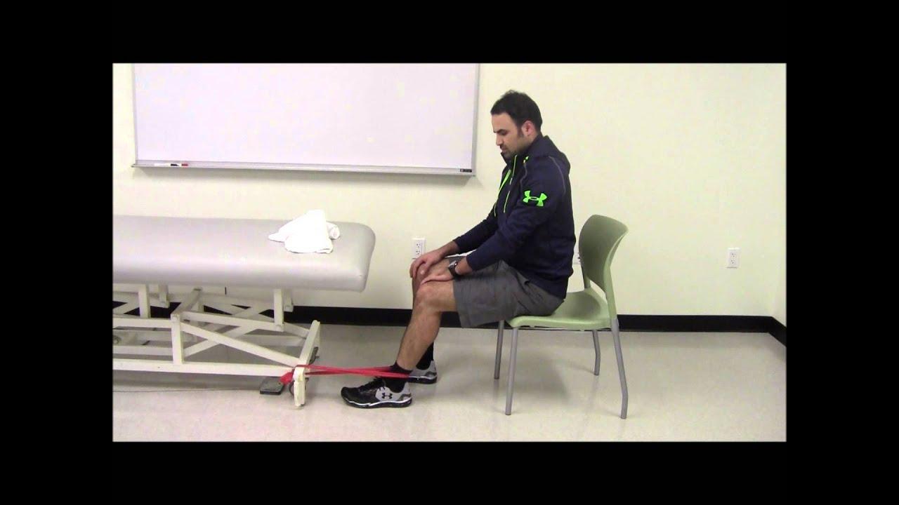 Knee Flexor Strengthening