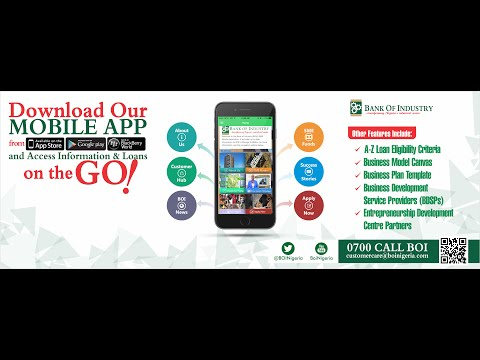 HOW to DOWNLOAD & APPLY for a LOAN using the BOI SME APP.