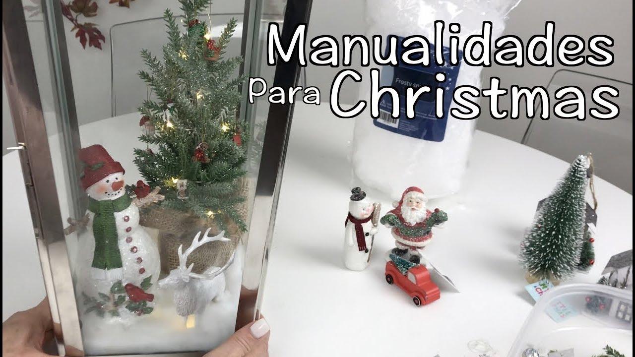 Ideas para decorar en navidad christmas decorations ideas - Ideas para decoracion ...