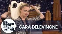 """Cara Delevingne Plays """"Sweet Home Alabama"""" on Guitar Behind Her Back"""