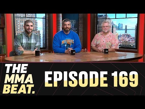The MMA Beat Live -- November, 16, 2017