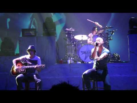 Daughtry : Rescue Me  Acoustic Version Salt Lake City, UT  6512