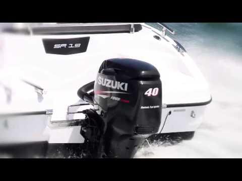 Suzuki Marine Df40a Ranieri Sr19
