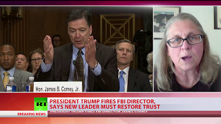 You're fired! Trump sacks FBI Director Comey amid 'Russian ties' hearings
