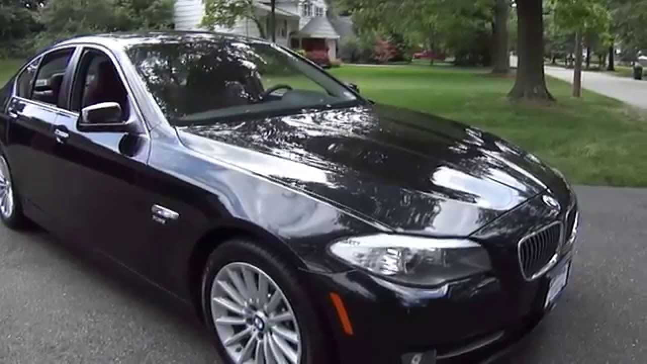 Blacked Out Cars >> # 8967 2012 BMW 535i BLACK NORTHEAST MOTOR CARS NJ - YouTube