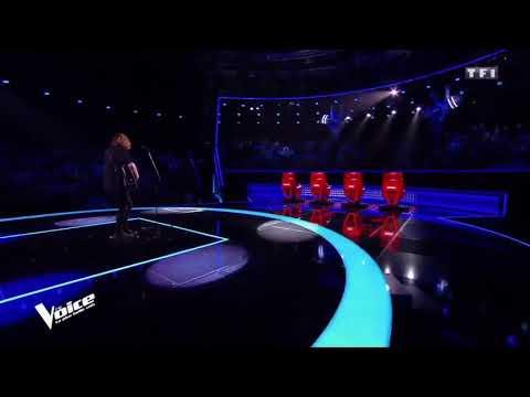 "The voice : Ryan Kennedy  ""Rocket Man"" Elton John saison 7"