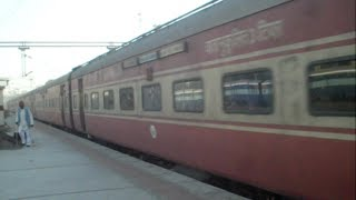 [IRFCA] Bikaner Ac Express Reminds Of Movie--The Burning Train!!!